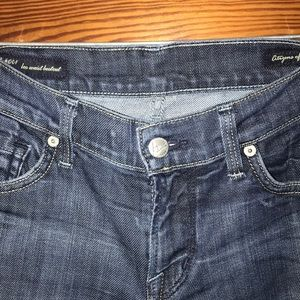 Citizens of Humanity Boot Cut Jeans 28